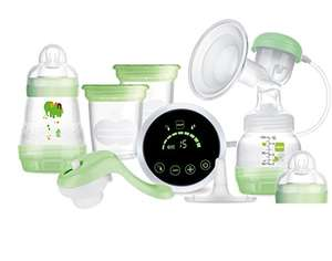 MAM 2-in-1 Electric and Manual Single Breast Pump £104 @ Amazon