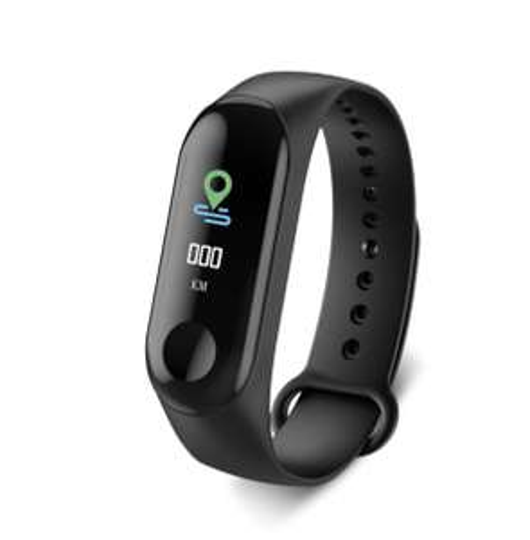 M3C 0.96 inch IP68 Waterproof Bluetooth 4.0 Smart Fitness Bracelet Smartwatch was £19.01 now £5.32 @ Zapals