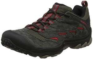 Merrell Men's Cham 7 Limit Wp Low Rise Hiking Boots - Size 7 only £38.12 @ Amazon