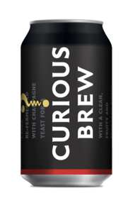 Wuntu – Free 6 Pack of Curious Brew cans – Majestic Wines