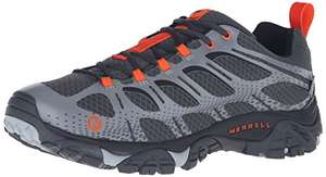 Merrell Men's Moab Edge Waterproof Low Rise Hiking Shoes, US - Size 6.5 only @ Amazon