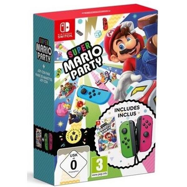 Super Mario Party Joy-Con Bundle £89.99 @ 365Games