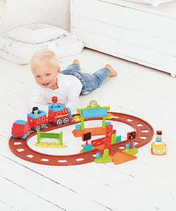 3 for 2 on all ELC full price toys, 386 included!