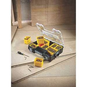 Stanley Fatmax Deep Pro Organiser usually £29.99 buy 2 for £40 @ Screwfix