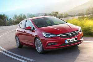 Vauxhall Astra 1.6t Elite Nav 200ps, 24 month lease (PCH) - £203.15 p/m for 10k per annum @ Motorama