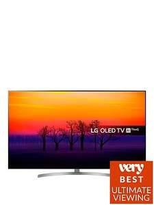 LG OLED55B8S 55 inch 4K Ultra HD HDR, Smart, Dolby Atmos, OLED TV with Freeview Play - £1699.99 @ Very