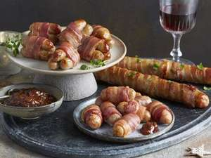 Aldi  foot long x 2 pigs in blankets £2.99 from 6th dec