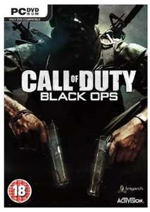 Call of Duty: Black Ops £3.99 for PC/Steam at CDKeys