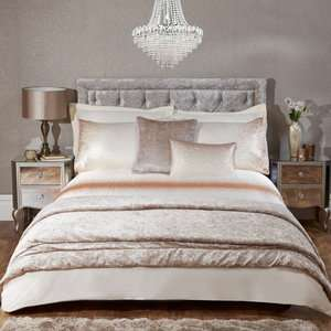 Glitz Natural Sequin Ombre Duvet Set Single now £14.99 / Double £19.99 / King £24.99 / Superking £27.99 C+C @ Julian Charles (still £40 - £65 at Argos)