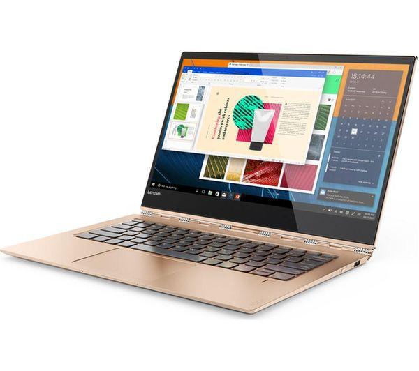 "LENOVO Yoga 920-13IKB 13.9"" 2 in 1 - Copper - £854.98 @ PC World Business"