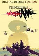 Rising Storm 2: Vietnam - Digital Deluxe PC STEAM key £5.16 with code @ Voidu. Standard game available for £4.26 with code