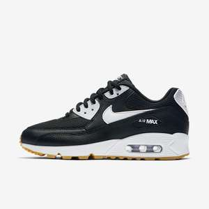 Womens Nike Air Max 90 Trainers (various colours) now £69.97 + FREE delivery @ Nike