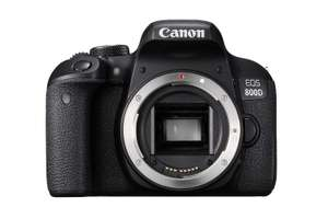 Canon EOS 800D DSLR camera (import) - From £329.99 @ eglobalcentraluk.com