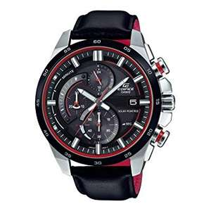 Casio Mens Edifice Watch EQS-600BL-1AUEF now £89 + 2 Year warranty + FREE Tracked delivery @ Watches2u