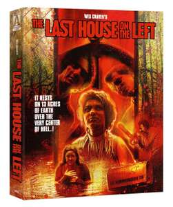 The last house on the left Arrow video limited edition Blu Ray £14.67 @ Amazon Canada