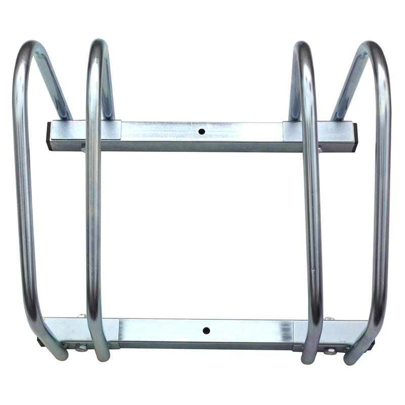 Steel Floor Mounted Bike Stand £6.88 @ Homebase Clearance (Free C&C)