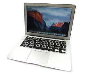 """2017 13"""" Macbook Air A1466, 1.6GHz i5, 8GB RAM, 128GB SSD (Unboxed)  £599.95 @  blackmoreit  Ebay"""