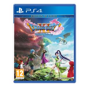 Dragon Quest XI: Echoes Of An Elusive Age - Edition of Light (PS4) - £34.85 at Base