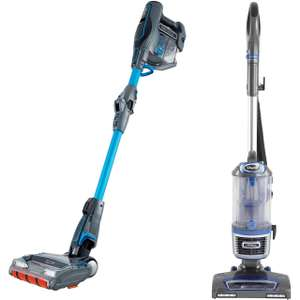 Shark NV601IF200UK Bagless Upright Vacuum Cleaner and Cordless Bundle - A Rated £269.10 w/code @ AO