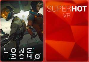 Lone Echo and Superhot VR for £29.99 @ Oculus