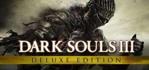Dark Souls III 3 Deluxe Edition (PC) for £14.99 (or maybe £12.74) @ IndieGala