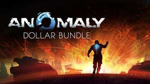 [Steam] Anomaly Dollar Bundle (Anomaly: Warzone Earth / 2 etc.) 89p @ Fanatical