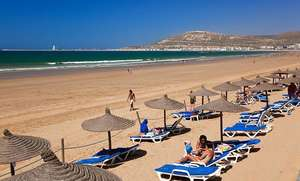 All inclusive agadir jan 2019 7 nights flights included £169pp (£338) @ Teletext Holidays