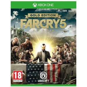 Far Cry 5 Gold Edition (XB1/PS4) £29.99 C+C / Instore @ Smyths