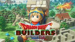 Dragon Quest Builders (Switch) for ~ £21.13 at Japan Nintendo eShop