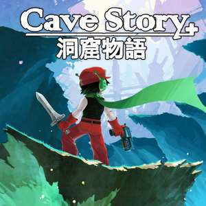 Cave Story + (Switch) for ~ £11.32 @ Mexico Nintendo eShop