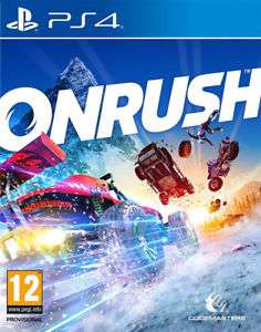 Onrush Day One Edition (PS4) £12.95 / (Xbox One) £13.95 Delivered @ The Game Collection via eBay