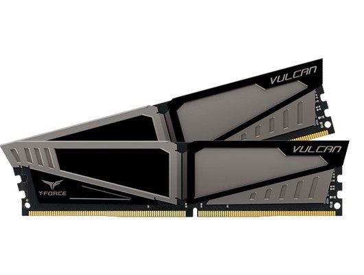 Team Vulcan T-Force 16GB (2x 8GB) 2400MHz DDR4 RAM £123.78 @ CCL online