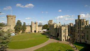 Flash Sale - Warwick Castle Tickets 1 Day £15pp / 2 Day Saver £16 (+£5 for dungeon) inc Oct Half Term