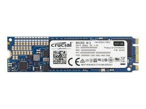 Crucial Technology Crucial MX500 M.2 2280 500GB SSD £77.96 @ Ebuyer