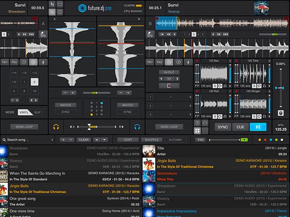 Future.dj Pro Music Mixer - £14.53 @ StackSocial