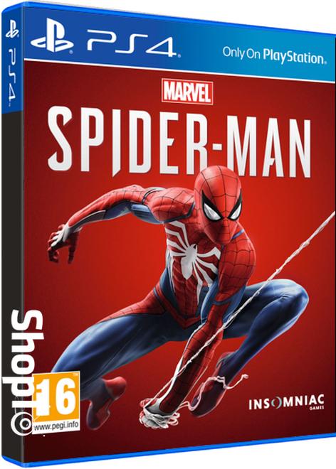 Marvel's Spider-Man PS4 + DLC £44.86 @ ShopTo