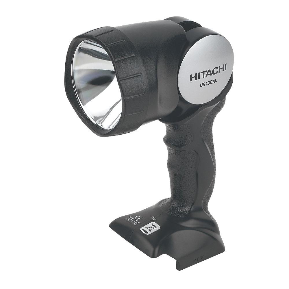 Hitachi 14.4/18v Li-ion Torch (Bare) £3.99 @ Screwfix Clearance (Free C&C)