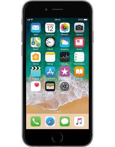 Brand new iPhone 6 phone £339 with free £49.47 accessory bundle @ Carphone warehouse