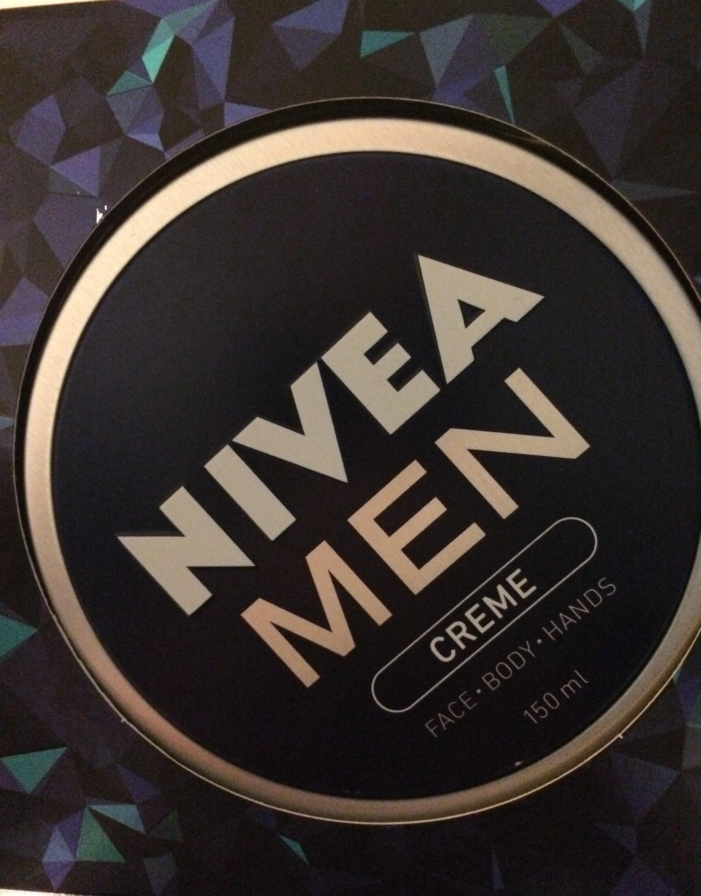 Nivea Men Creme -Face, Body & Hands 150ml. £2.49 @ Bodycare instore
