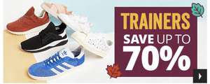 MandM direct trainers sale up to 70% off