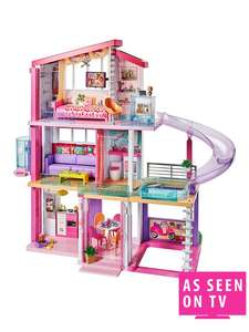 Barbie dreamhouse - £202.49 @ Very