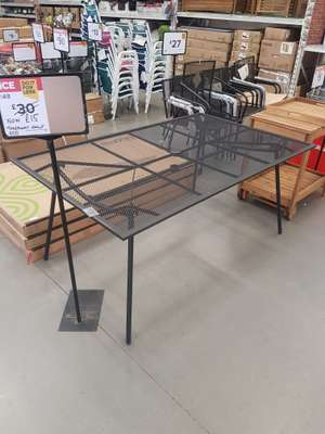 6 Seater Garden Table – £15 instore @ B&Q Newcastle