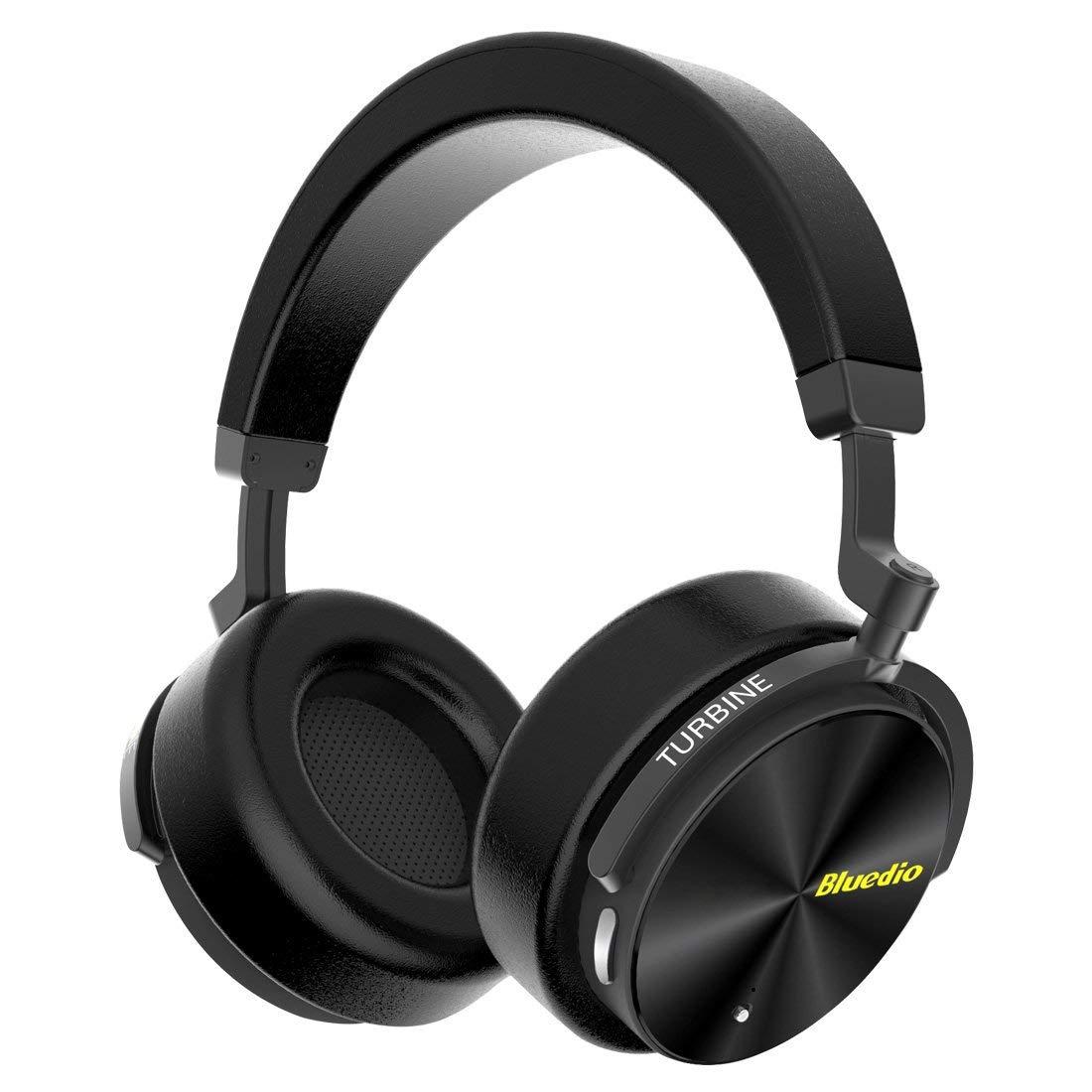 ** Flash Sale ** Bluedio T5 Wireless Bluetooth Headphone with Microphone USB-C! BLACK & YELLOW & RED! @GearBest