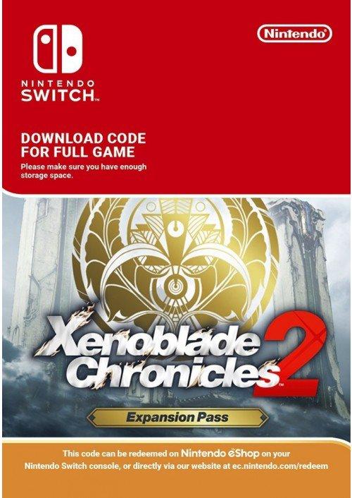 Xenoblade Chronicles 2 Expansion Pass - £24.49 @ cdkeys