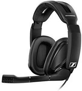 Sennheiser Gaming Headset GSP 302 Black £22.57 with 0% card @ Amazon Germany