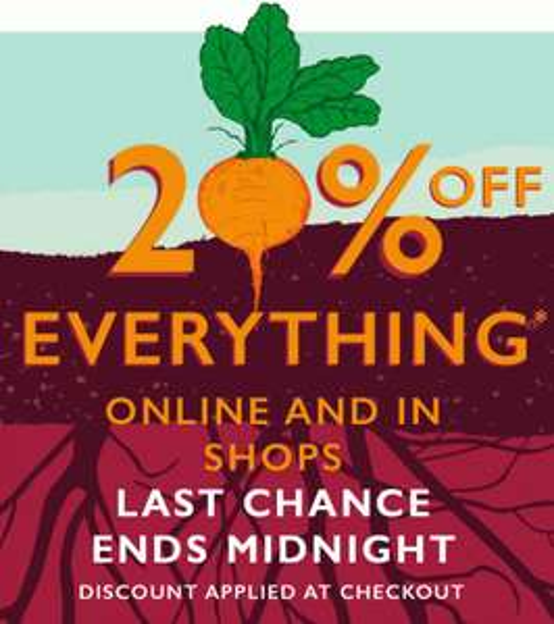 Whitestuff.com 20% off everything