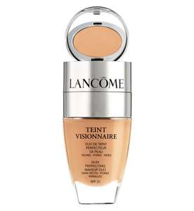 Free Lancome travel size foundation brush and Prep and Matte mini primer when you buy any Lancome foundation
