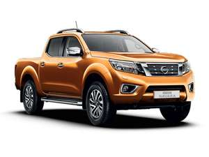 Nissan Navara Diesel Double Cab Pick Up N-Connecta 2.3Dci 190 4Wd £23034 @ Bristol street motors (Business users only)