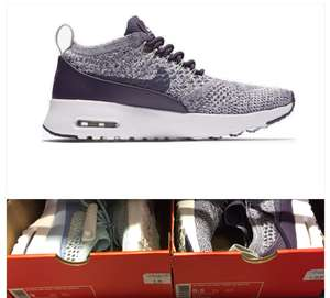 Women's Nike Air Max Thea Ultra pk trainers £21 rrp £110 @ Nike Store Leeds Crown point