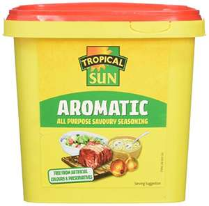 Tropical Sun Aromatic Seasoning 1.1kg amazon £2.73 - Amazon add on item & s&s